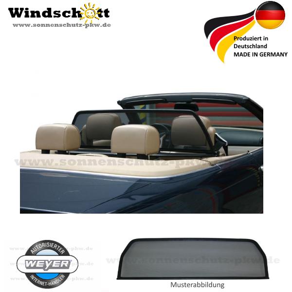 windschott bmw 3er cabrio e46. Black Bedroom Furniture Sets. Home Design Ideas