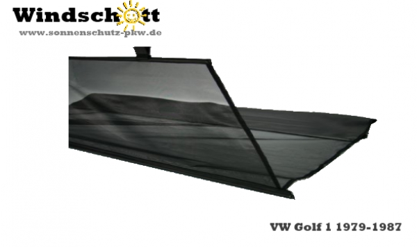 windschott vw golf 1 cabrio 1979. Black Bedroom Furniture Sets. Home Design Ideas