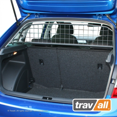 Travall Hundegitter SKODA Rapid Spaceback (NH) 10.2013-02.2019