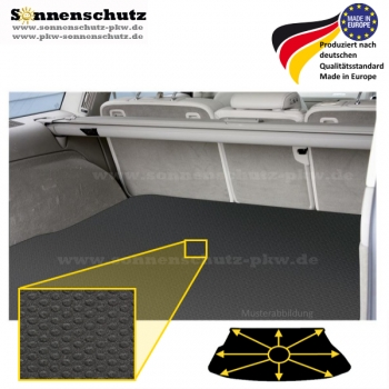 ANTIRUTSCHMATTE FIAT Stilo Multiwagon 2003-2008 MULTISTOP