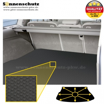 KOFFERRAUMMATTE FORD Focus Turnier 05.2011- MULTISTOP