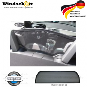 Windschott BMW Z4 E85 2002-2008