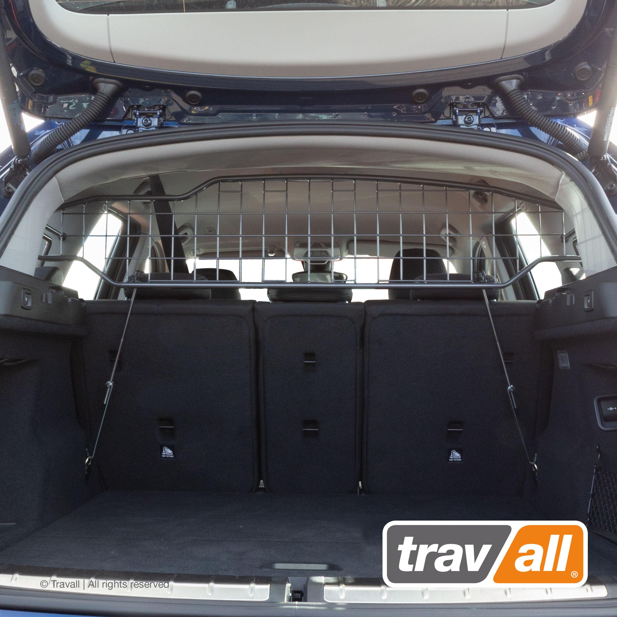 Travall Gummifußmatten passgenau für BMW X1 2015/>