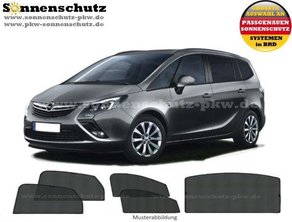 sonnenschutz opel zafira tourer. Black Bedroom Furniture Sets. Home Design Ideas