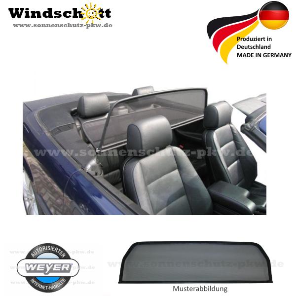 windschott bmw 3er cabrio e36. Black Bedroom Furniture Sets. Home Design Ideas