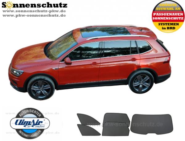 ClimAir Sonniboy für VW Tiguan Allspace Sonnenschutz Insektenschutz Sichtschutz